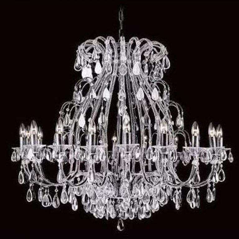 The Beauty Of Chandelier Lighting